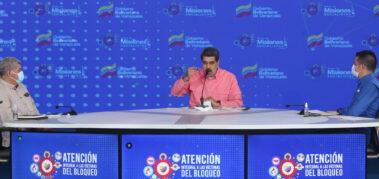 Para dialogar, Maduro pide a la derecha renuncie al golpismo