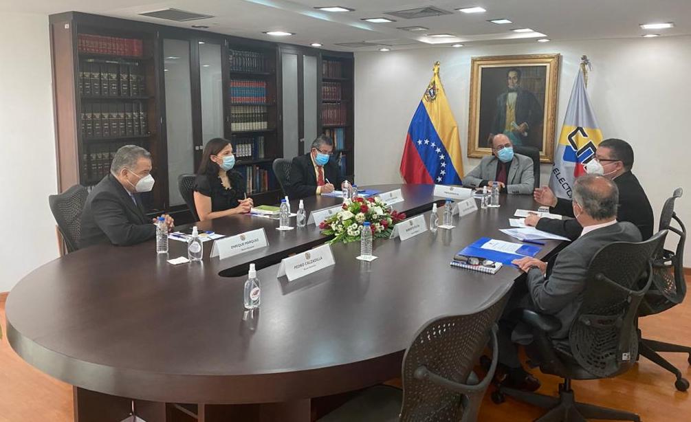 Nuevas autoridades en el Poder Electoral de Venezuela
