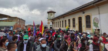 Asamblea Nacional Popular, parte de la lucha en Colombia