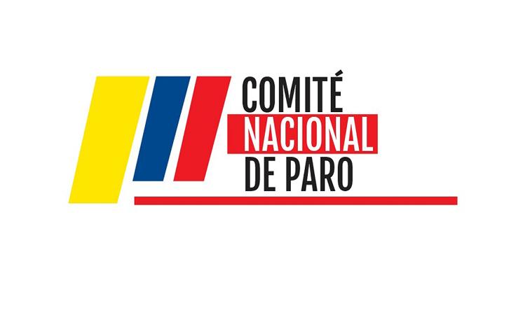 Informe presentado por el Comité Nacional de Paro a la CIDH