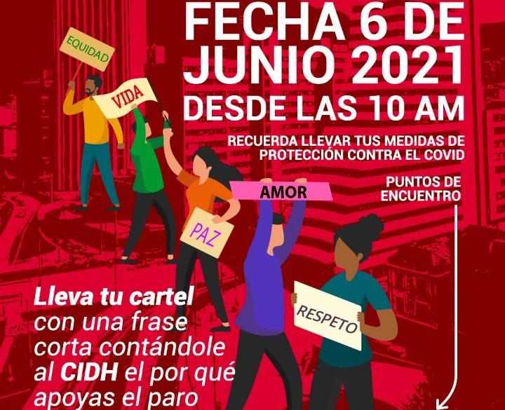 Organizaciones de Colombia reciben a la CIDH