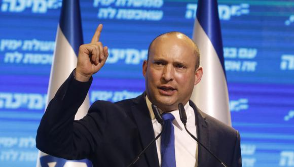 Bennett: orgulloso derechista que desconoce a Palestina