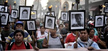 Identifican al tercero de los 43 estudiantes de Ayotzinapa