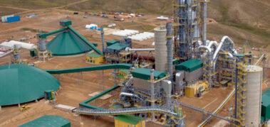 Arce destacó el crecimiento del cemento boliviano