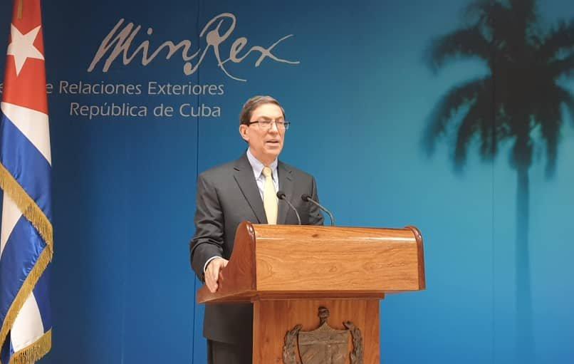 Cuba pidió a Estados Unidos que pruebe sus acusaciones