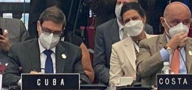 Cuba agradece cooperación a Celac por insumos médicos