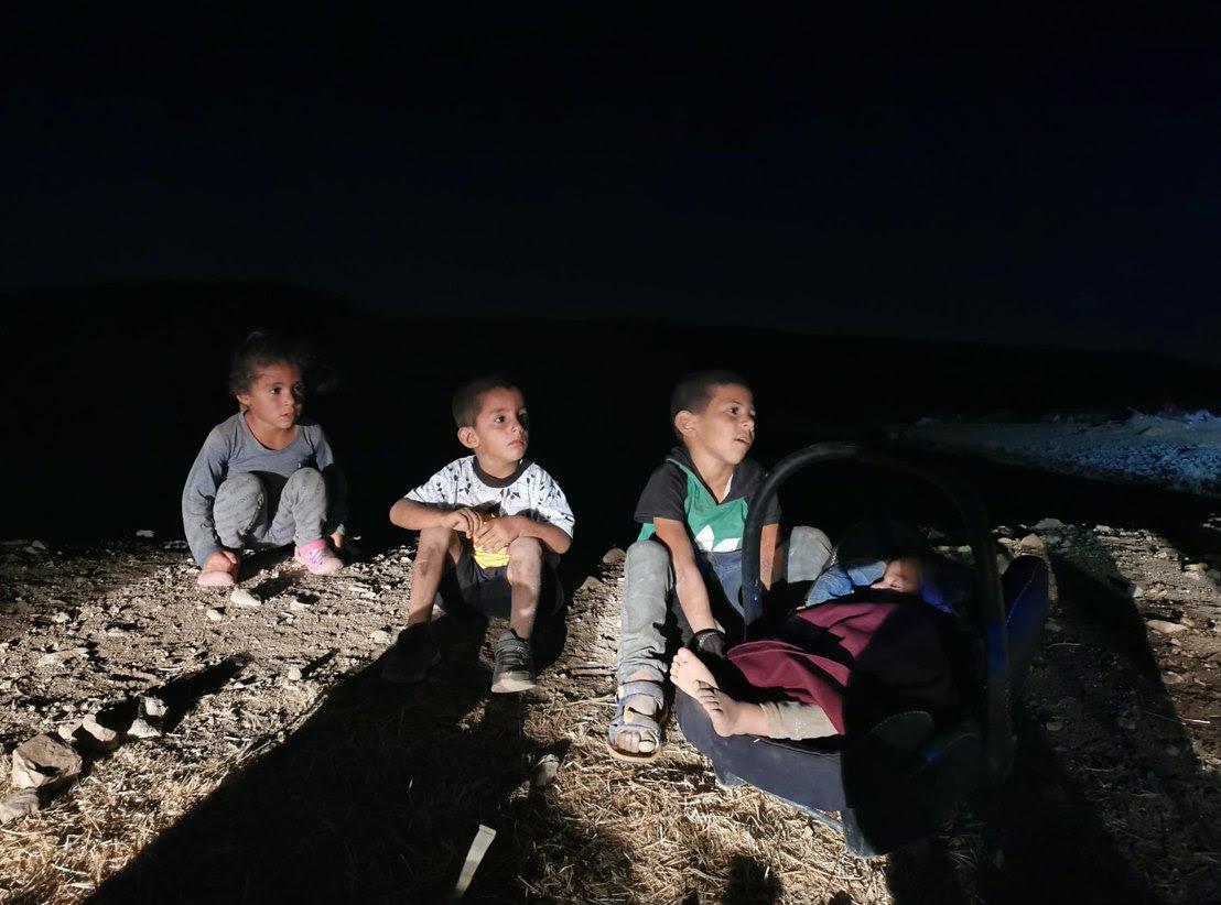 «Es imparable el desalojo de palestinos por parte de Israel»