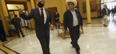 Perú en transición, a seis días de la asunción de Castillo