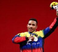 «Siendo niño, vi a Chávez en la TV y supe que quería ser un atleta»