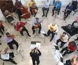 Música Venezolana por la Independencia - Orquesta Típica Nacional