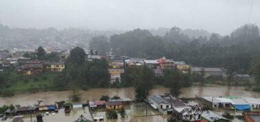 Cambio climático y catástrofes castigan Centroamérica