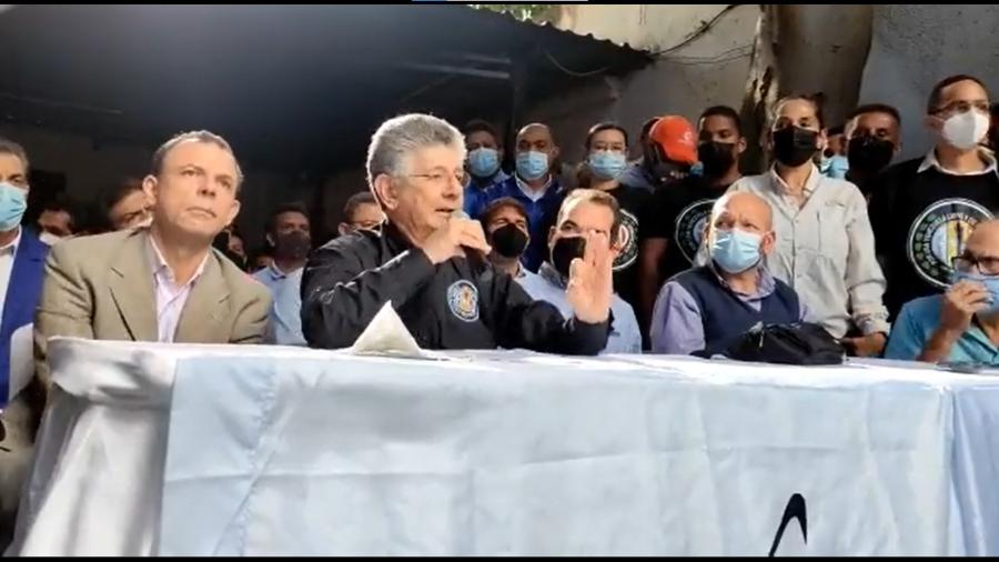 Venezuela: derecha confirma que estará en las elecciones