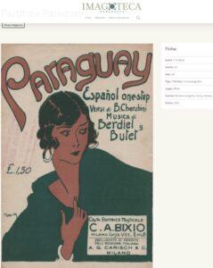 La Imagoteca de Milda Rivarola o la historia paraguaya en imágenes