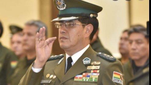 Bolivia: Jefe policial detenido por asesinatos tras el golpe