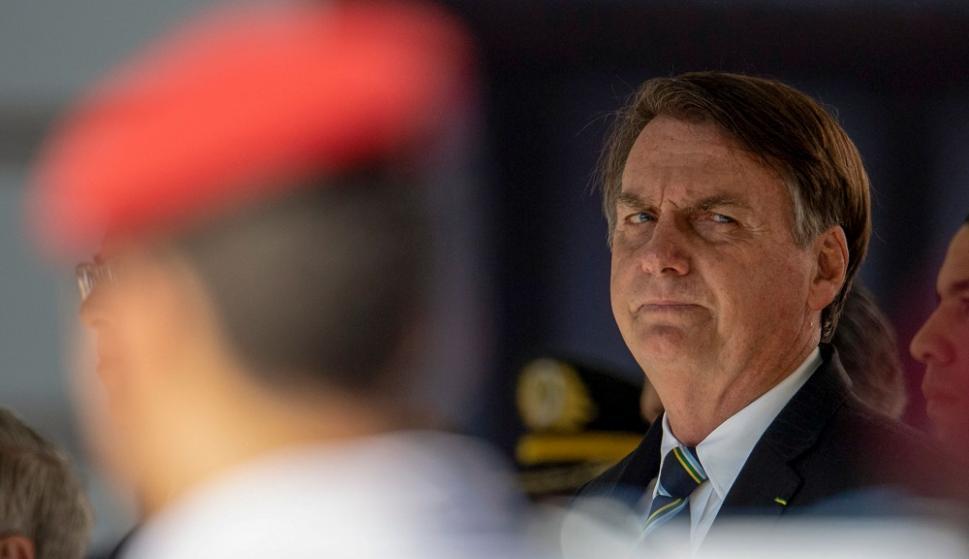 Bolsonaro desencanta a sus seguidores – Por Adrián Fernández