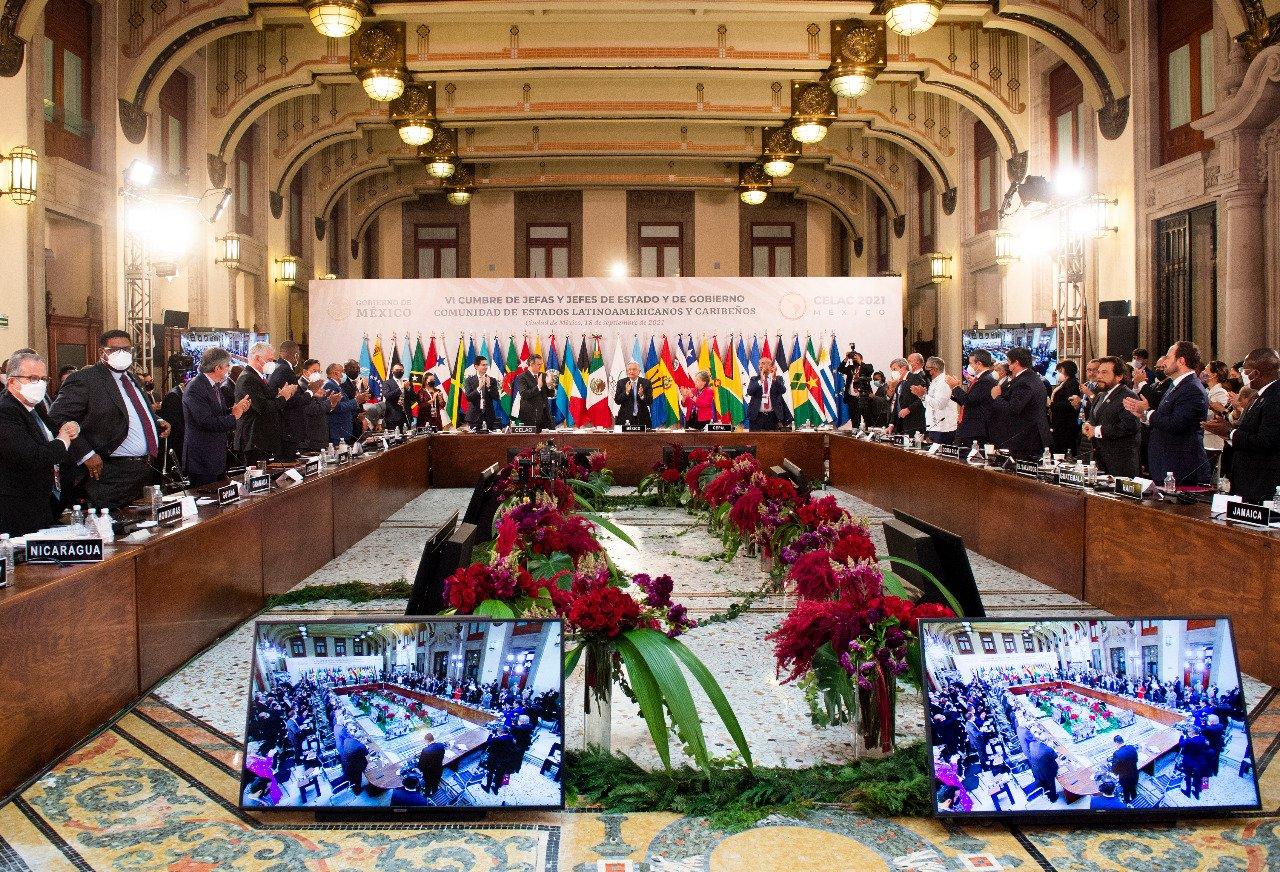 Cumbre de Celac generó «esperanza», afirma México