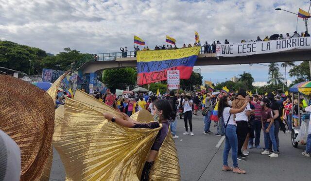 Toma fuerza movilización del 28 de septiembre en Colombia