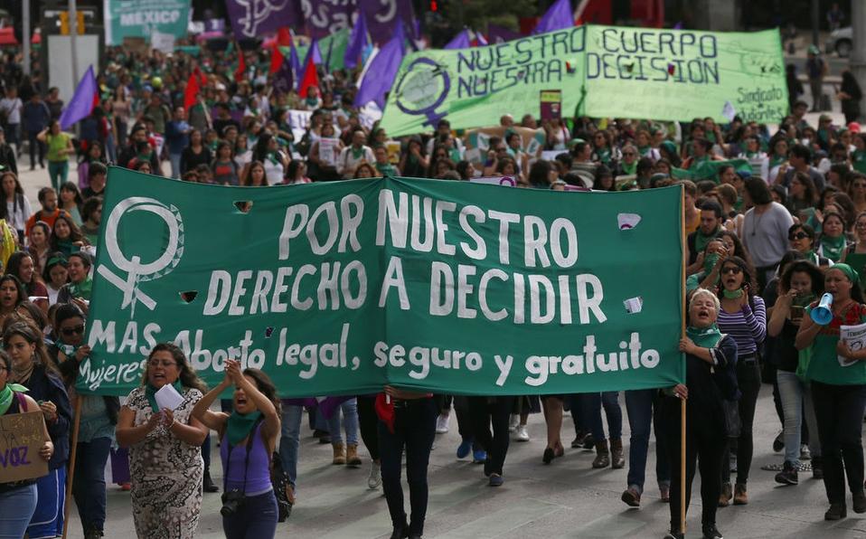 Corte de México rechaza la penalización del aborto