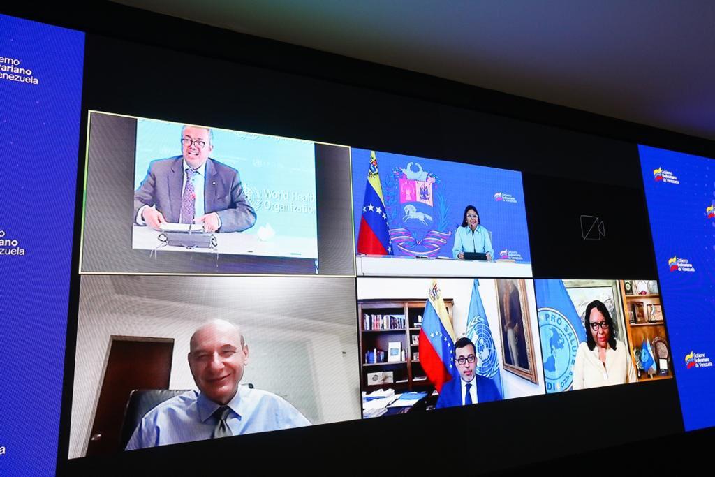 Venezuela comenzó a recibir las vacunas de COVAX