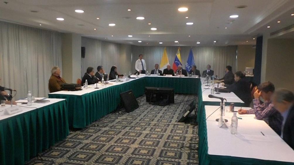 Venezuela: nuevo diálogo entre el Gobierno y la derecha