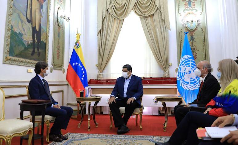 Venezuela y ONU coordinan programas frente al bloqueo