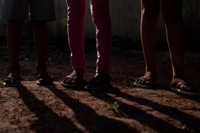 Infancia en peligro en la mayor economía de Latinoamérica