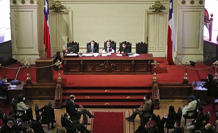 Chile: Constituyente aprobó su reglamento tras 95 días