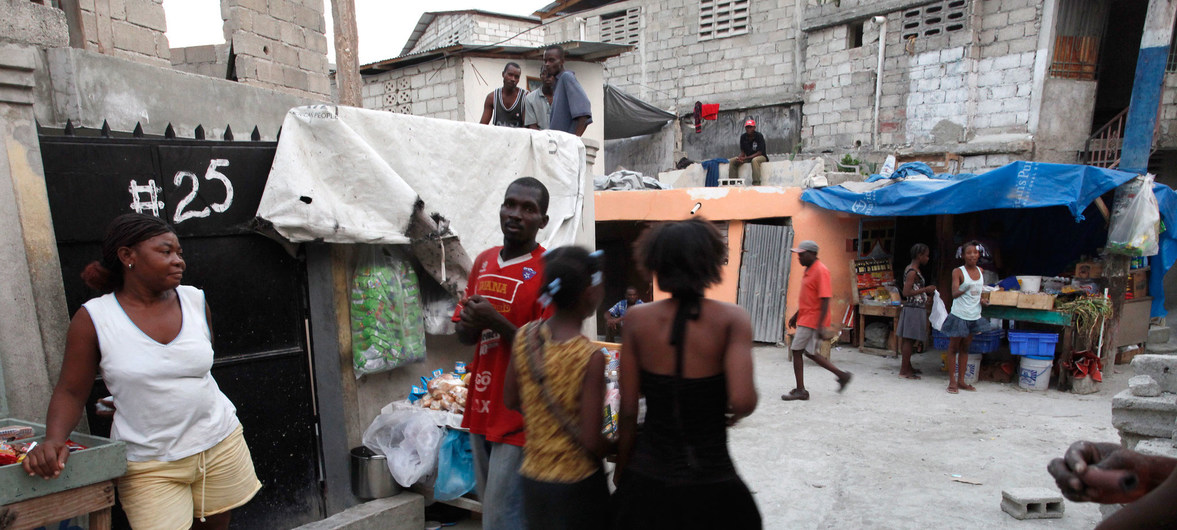 Las potencias occidentales y su inmoralidad para Haití