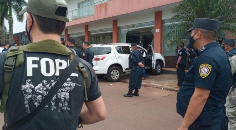 Paraguay: grave revelación sobre el crimen organizado