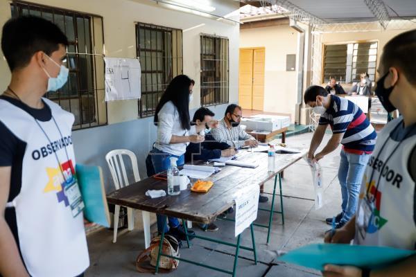 Paraguay: victoria colorada en las elecciones municipales